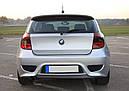 Спойлер крышки багажника BMW E81, E87, фото 3