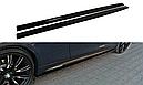 Накладки на пороги BMW 4 F32 M-Pack, фото 3