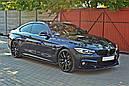 Накладки на пороги BMW 4 F32 M-Pack, фото 4