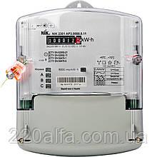 Электросчетчик трехфазный активной энергии НИК 2301 AP3.0000.0.11, 5(120)А