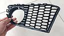 Рамка противотуманки BMW F10 М-пакет правая, фото 4