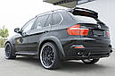 Спойлер BMW X5 E70 стиль Hamann, фото 2