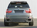Спойлер BMW X5 E70 стиль Hamann, фото 4