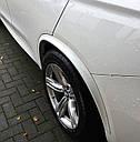 Накладки на арки (расширители) BMW X5 F15, фото 4