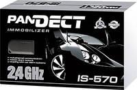 Автомобильный противоугонный иммобилайзер Pandect IS-570i-mod (2008.11)