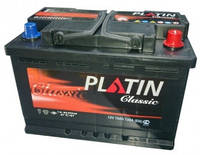 АКБ PLATIN Classic 6CT- 44Aз 360A L MF