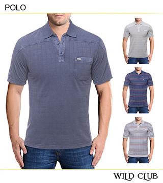 Мужские футболки опт Wild Club 1063210