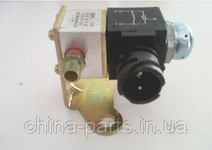 Клапан электромагнитный подъема кузова 3754010-240 FAW 3252