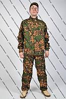 Камуфляжный Костюм Партизан (для военных, солдат, рыбаков, охотников и егерей.) (штаны + рубашка)