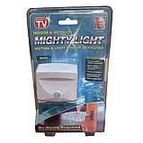 Led светильник Mighty Light с датчиком движения, фото 5