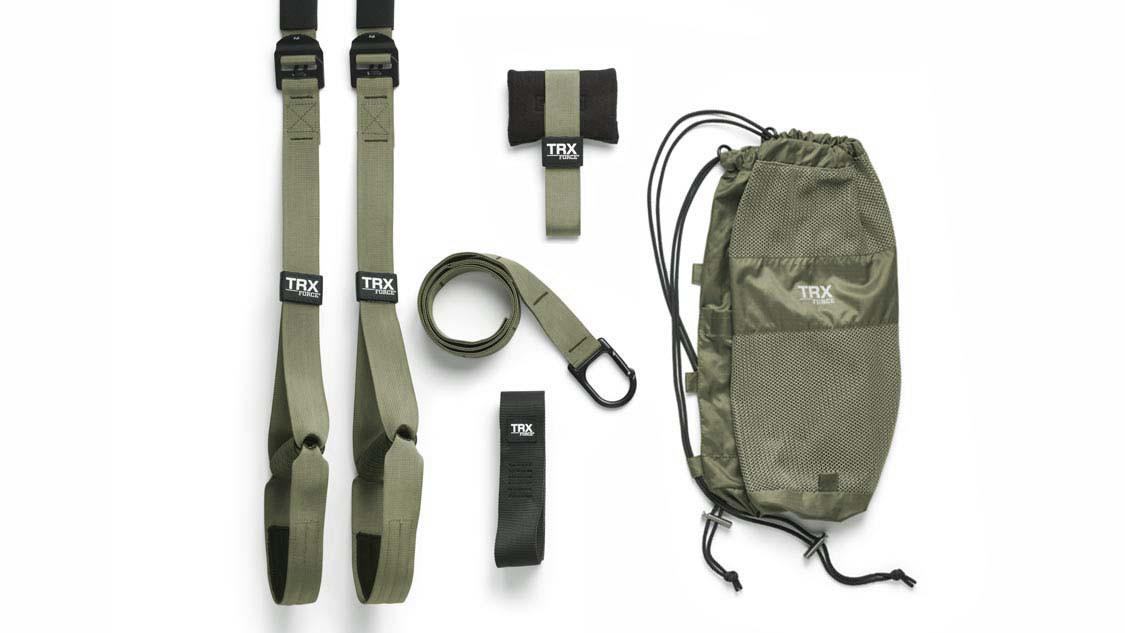 Петли подвесные для функционального тренинга TRX Force TACTICAL
