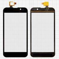 Сенсорный экран Zopo ZP700 Cuppy, черный