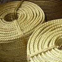 Веревка льнопеньковая 10-50 мм, фото 1