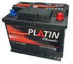 АКБ PLATIN Classic 6CT- 60Aз 540A R MF
