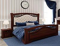 Кровать Беатрис с мягким изголовьем