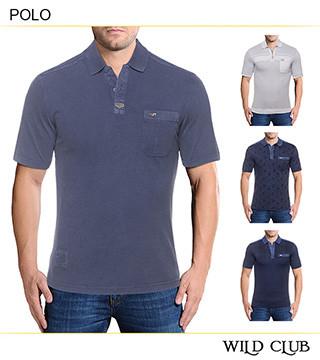 Купить рубашку поло Wild Club 1083032