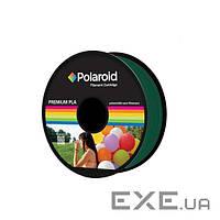 Котушка з ниткою 1.75мм / 1кг PLA Polaroid для 3D принтера, темно-зелений (3D-FL-PL-8014-00)