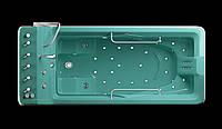 Ванна ГЕЙЗЕР для ручного душ-массажа подводного давления