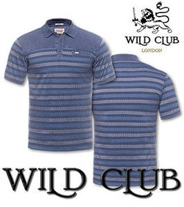 Футболки мужские Wild Club 126043