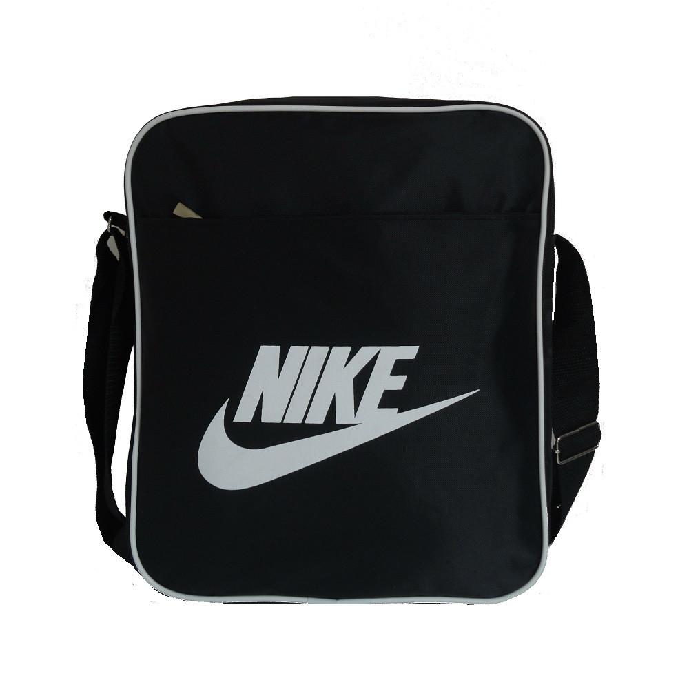 3844f0c36b85 Молодежная сумка-планшет реплика Nike текстиль, вертикальная ...