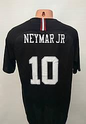 Футбольна форма доросла PSG Neymar JN в стилі Jordan XL 2018-19 чорна