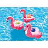 """Надувной плавающий держатель для напитков """"Фламинго"""" 57500 33x25 см 3 шт, фото 4"""