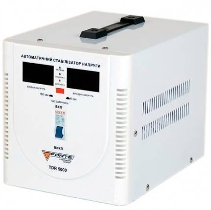 Стабилизатор Forte TDR-5000VA, фото 2