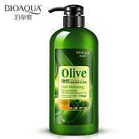 Зволожуючий гель для душу з маслом оливи Bioaqua Olive Shower Gel, 750мл