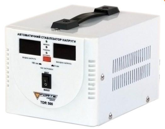 Релейный стабилизатор напряжения Forte TDR-500VA