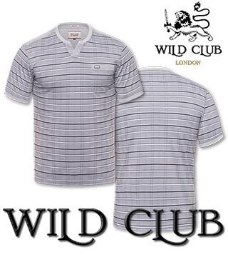 Мужская Поло Wild Club 127010