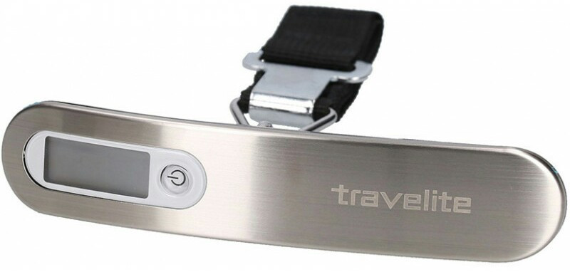 Весы для багажа Travelite ACCESSORIES/Silver TL000180-56