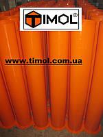 Вкладки полиуретановые в самотечные трубы (самотёки полиуретановые), фото 1