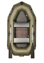 Двухместная надувная гребная лодка Bark B-230D