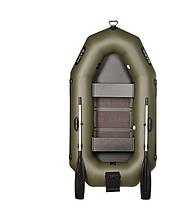 Двухместная надувная гребная лодка Bark B-230CN