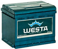 Аккумулятор 6СТ-65Ah(0) Westa 640A
