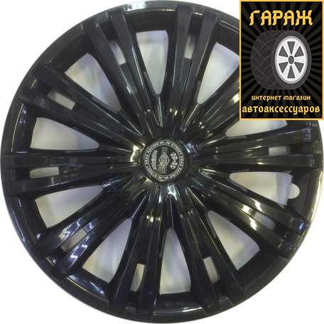Колпаки R14 Star Гига Black