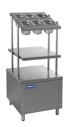 Прилавок для столових приладів КИЙ-В ПСП-600, фото 2
