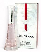 Женская парфюмированная вода оригинал Dupont Miss Dupont 30 ml NNR ORGAP /5-11