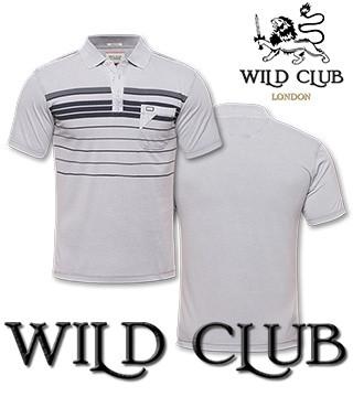 Футболка Поло мужская Wild Club 127021