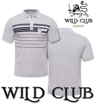 Футболка Поло мужская Wild Club 127021, фото 2