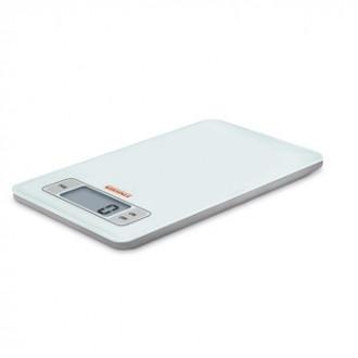 Весы кухонные Soehnle SLIM DESIGN PAGE белые 5кг/1г 66100