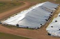Тенты Тарпаулин для укрытия зерна и сельхоз площадей