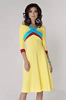 Милое трикотажное платье от производителя