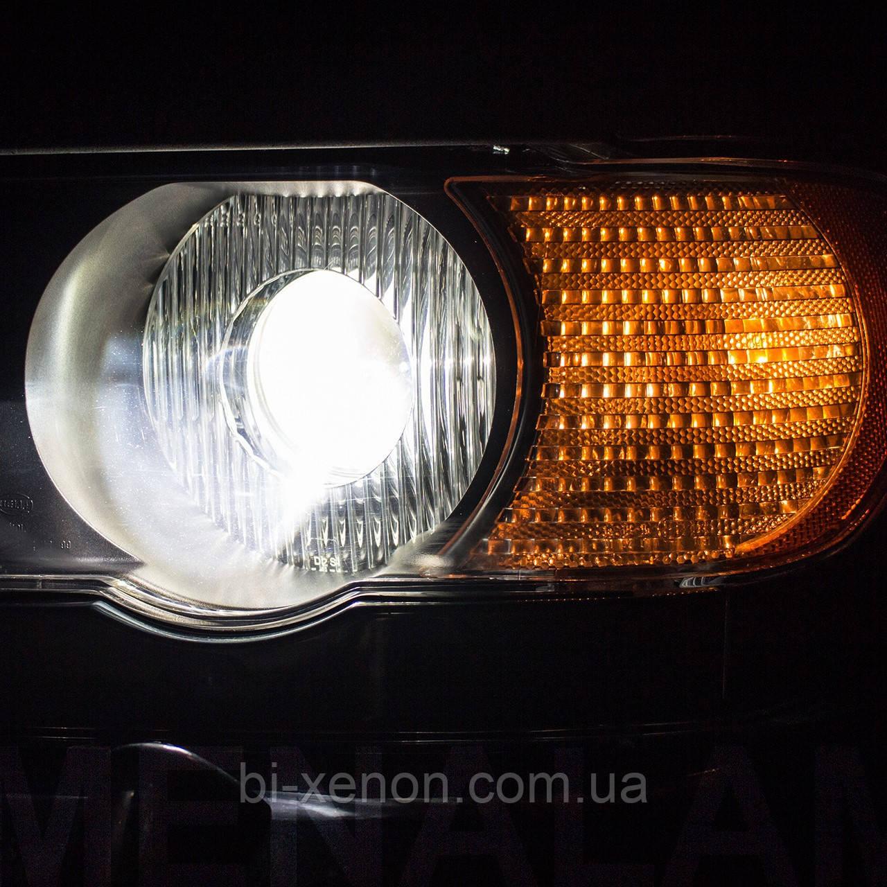 BMW X5 (E53) замена штатных линз