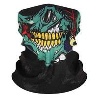 Бафф - маска с рисунком скелета черепа., фото 1