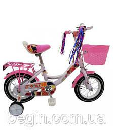 Велосипед SPARK KIDS FOLLOWER сталь TV1401-003