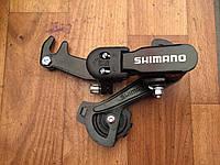 Задняя перекидка скоростей Shimano Tourney TX (до 8 скоростей )
