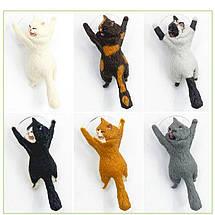 Универсальный держатель-подставка для телефона милый кот на присоске, фото 2