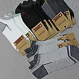 """Носки мужские СЕТКА, 41-47 р-р. """"Фенна"""". Носки для мужчин на лето, носки - сетка для мужчин, фото 3"""