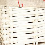 """Набор корзин для белья """"Фламинго"""" 6 шт. (060PV), фото 2"""